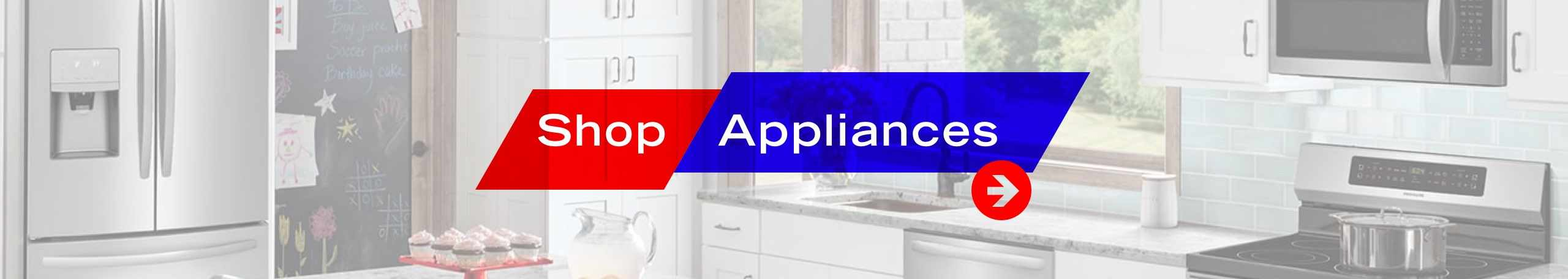 Shop appliances at Gilbert's Appliance