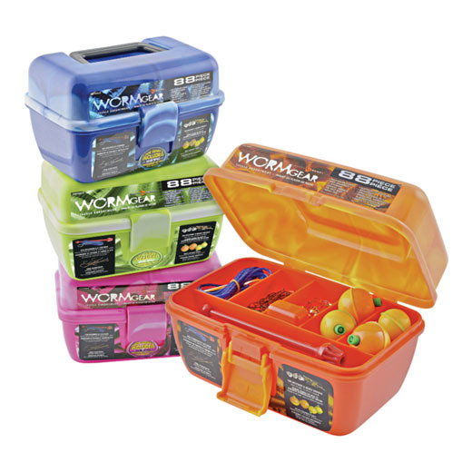 Tackle Boxes, Storage, & Accessories