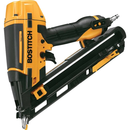 Bostitch 15-Gauge 2-1/2 In. Angled Finish Nailer Kit