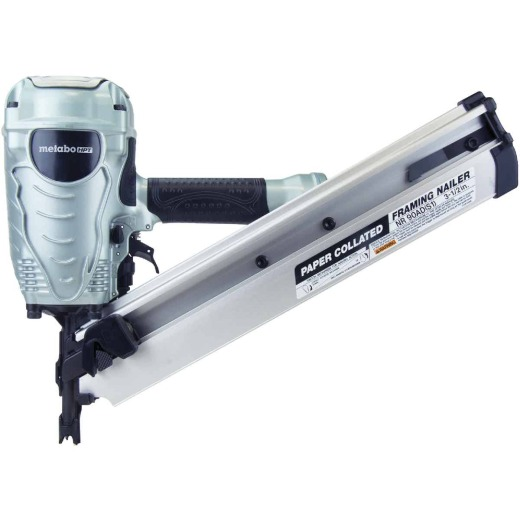 Metabo HPT 30 Degree 3-1/2 In. Paper Tape Framing Nailer