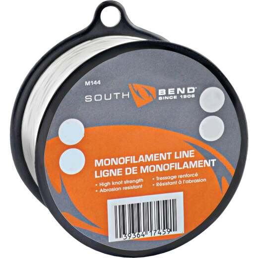 SouthBend 30 Lb. 180 Yd. Clear Monofilament Fishing Line